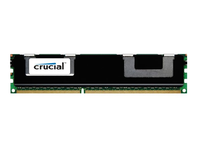 Crucial : 16GB DDR3 1866 MT/S PC3-14900 DR X4 RDIMM 240P
