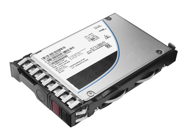 HP : 200GB 12G SAS WI 2.5IN SC SSD DUAL PORT
