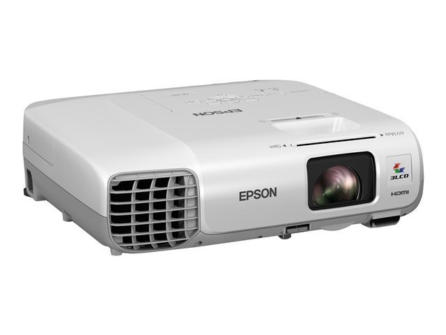 Epson : EB-945H LCD Projecteur XVGA 1024X768 3000LM 10.000:1