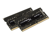 Kingston : 8GB 2133MHZ DDR4 CL13 SODIMM (kit OF 2) HYPERX IMPACT