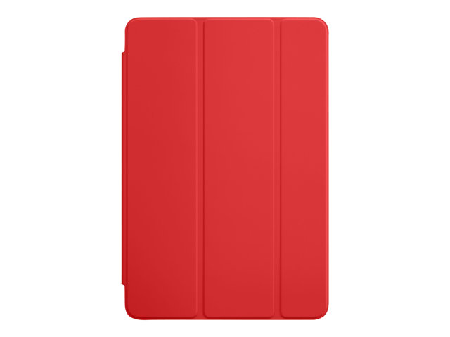 Apple : IPAD MINI 4 SMART COVER RED .