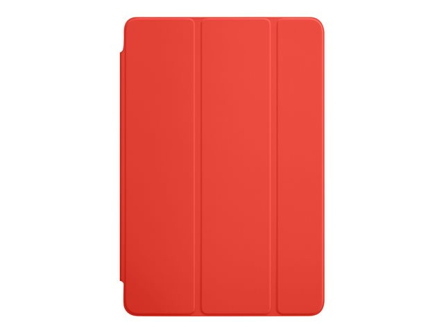 Apple : IPAD MINI 4 SMART COVER ORANGE .