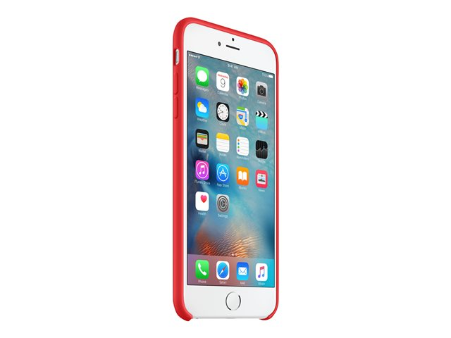 Apple : IPHONE 6S SILICONE CASE (PRODUCT)RED