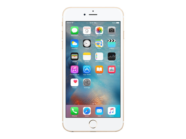 Apple : IPHONE 6S 4.7IN WIFI 128GB IOS9 GOLD (ios)