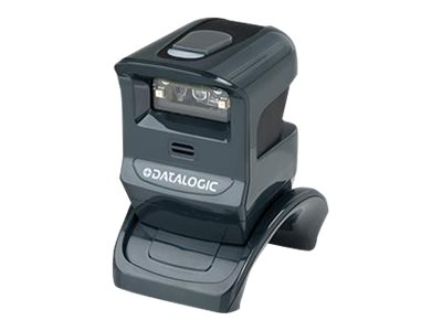 DataLogic : GRYPHON 4400 2D USB kit BLACK PRESENTATION SCANNER
