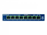 Netgear : GIGABIT SWITCH 8 PORT 10/100/1000
