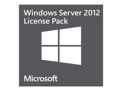 Microsoft : WINDOWS SERVER CAL 2012 HU 1PK DSP OEI 5 CLT User CAL HU (win-32)
