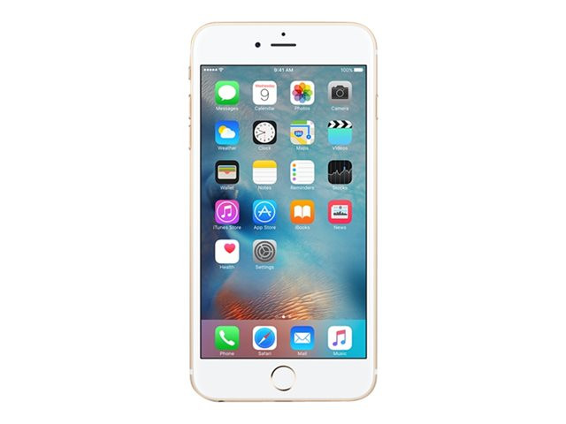 Apple : IPHONE 6S PLUS 5.5IN WIFI 128GB IOS9 GOLD (ios)