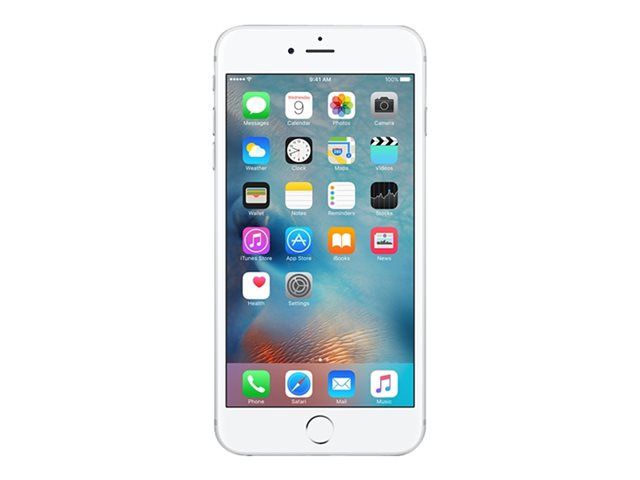 Apple : IPHONE 6S PLUS 5.5IN WIFI 128GB IOS9 SILVER (ios)