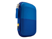 Case Logic : PORTABLE HARD drive CASE 14X3X10.5 CM