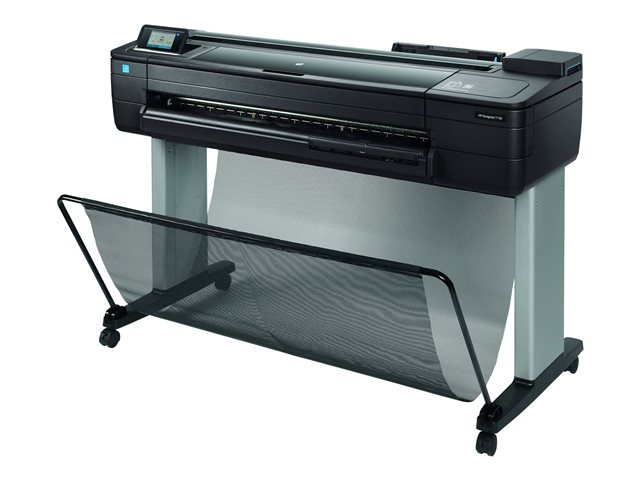 HP : DESIGNJET T730 2400X1200 DPI A1/A3/A4 it