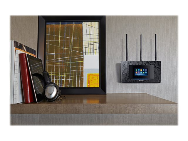 TP-Link : TOUCH P5 AC1900 WLAN ROUTER TOUCH SCREEN GIGABIT