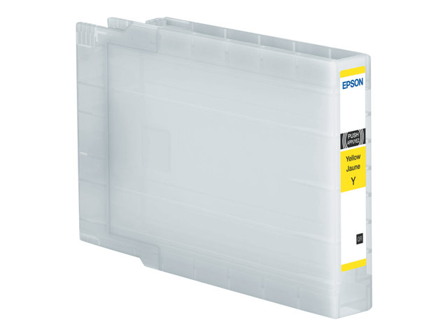 Epson : CARTRIDGE WORKFORCE PRO WF-6XXX INK YELLOW XXL 7 000 PAGES
