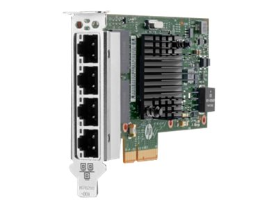 HP : ETHERNET 1GB 4-PORT 366T ADAPTR
