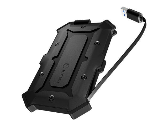 RaidSonic : EXT HDD-CASE WATERPROOF USB3.0 1XSATA 2.5IN HDD / SSD