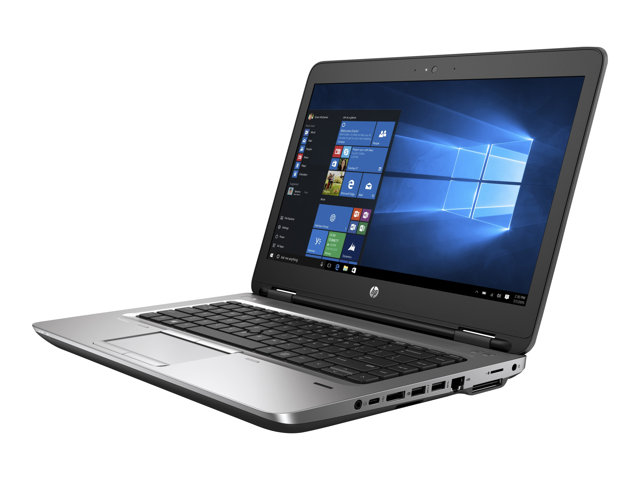 HP : PROBOOK 640 I5-6200U 256GB 8GB 14IN DVD/RW W10PW764 fr (ci5-g6)