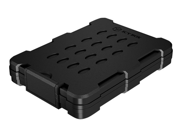 RaidSonic : EXT HDD-CASE WATERPROOF USB3.0 UASP 1XSATA 2.5IN HDD / SSD