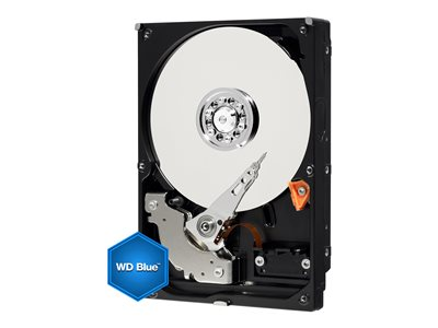 WD : 500GB BLUE 32Mo 3.5IN SATA 6GB/S 5400RPM