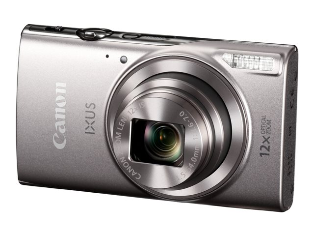 Canon : IXUS 285 HS SILVER 20.2MPX 12XOZOOM 3IN