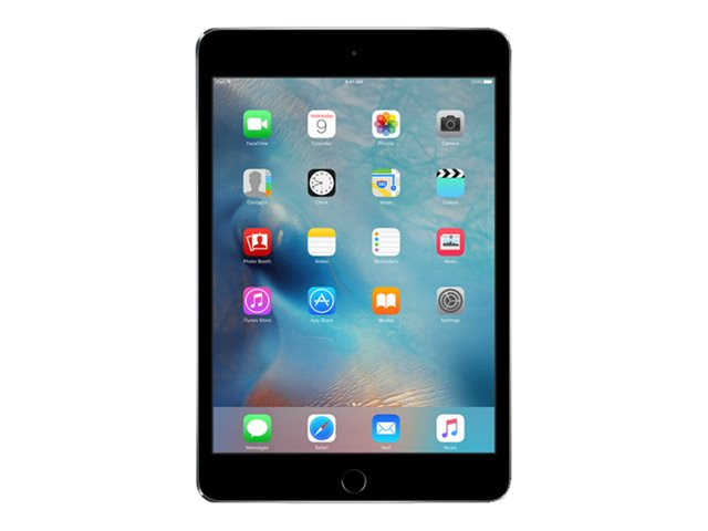Apple : IPAD MINI 4 WI-FI CELL A8 128GB 7.9IN IOS 9 SPACE GRAY (apu)