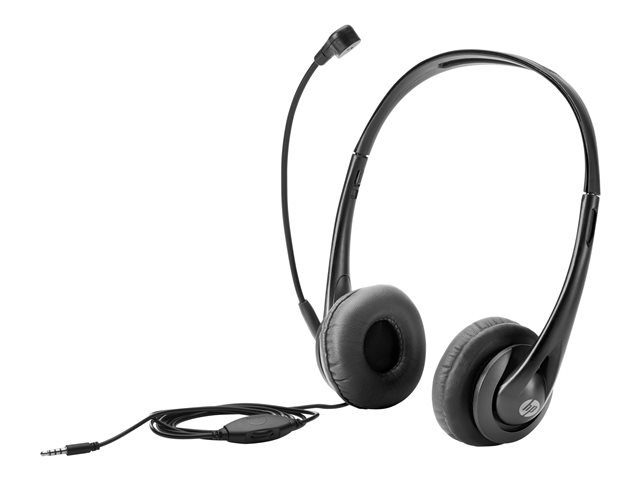 HP : STEREO 3.5MM HEADSET