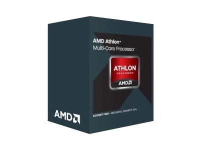 AMD : ATHLON X4 870K 4.1GHZ BLACK 95W SKT FM2+ 4Mo QUIET COOLER PIB (ath-x4)