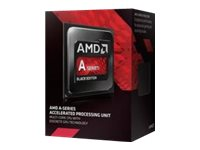 AMD : A8 7650K 3.8 GHZ BLACK 95W SKT FM2+ 4Mo QUIET COOLER PIB (apu)