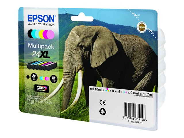 Epson : T24 MULTIpack XL