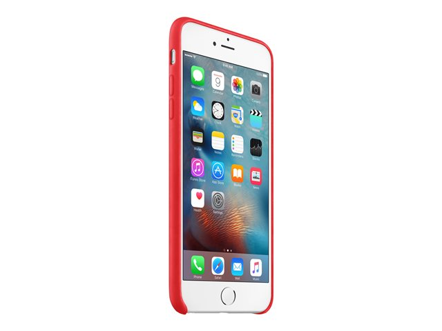 Apple : IPHONE 6S PLUS LEATHER CASE PRODUCT RED