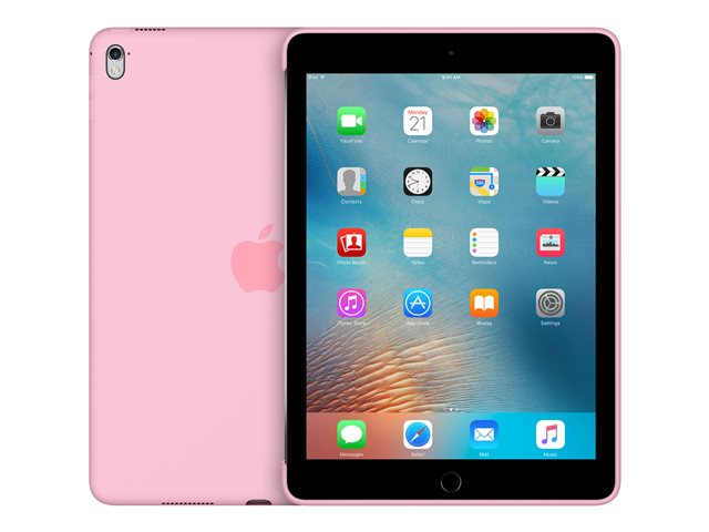 Apple : SILICONE CASE pour 9.7IN IPADPRO LIGHT PINK