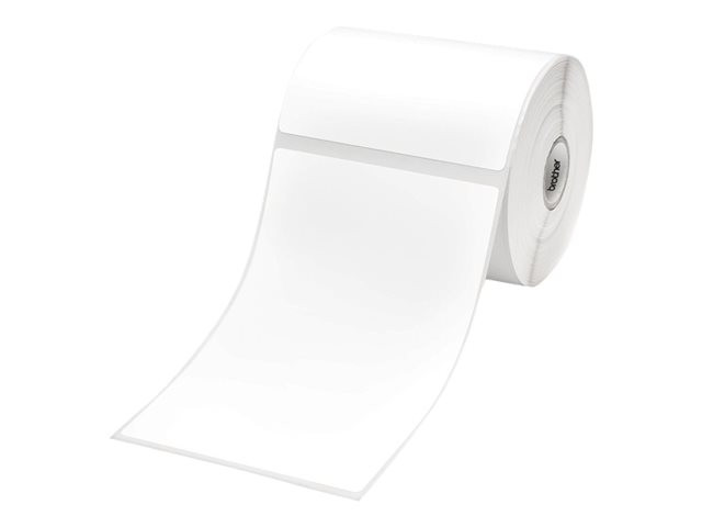 Brother : RUBAN PRE-DECOUPEES papier 101 6MMX152 4MM pour TD4000