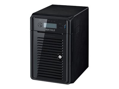 Buffalo Technology : TERASTATION 5600WSS-R2 SL 12TB 6X2TB RAID 0/1/5/JBOD WD RED (9.94kg)