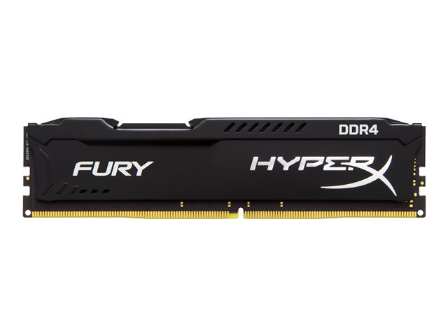 Kingston : 16GB DDR4-2133MHZ CL14 DIMM (kit OF 2) HYPERX FURY BLACK