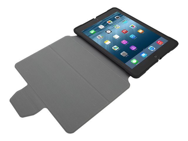 Targus : TABLET CASE 3D PROTECTION pour IPAD AIR 3/2/1 BLACK