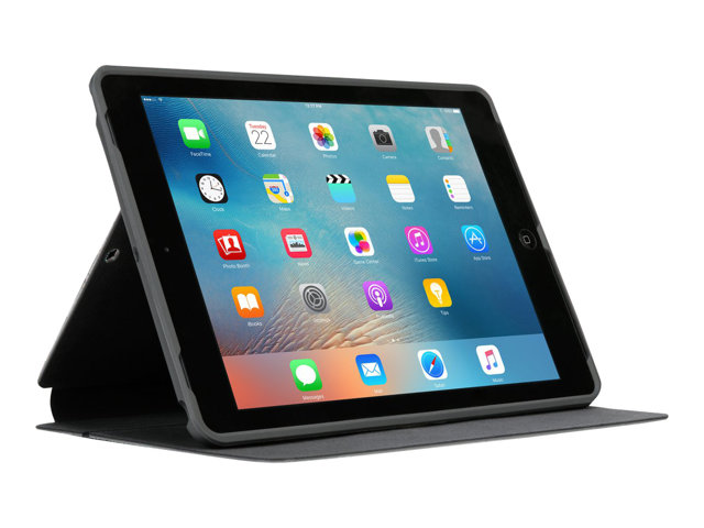 Targus : TABLET CASE CLICK-IN pour IPAD AIR 3/2/1 BLACK