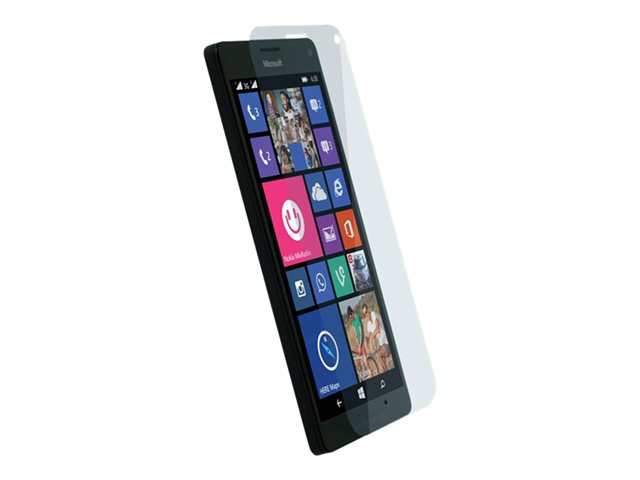 Krusell : NYBRO GLASS PROTECTOR MICROSOFT LUMIA 950XL TRANSPARENT
