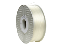 Verbatim : VERBATIM 3D printer FILAMENT ABS 1.75MM 1KG TRANSPARENT