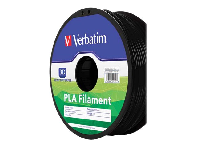 Verbatim : VERBATIM 3D printer FILAMENT PLA 1.75MM 1KG BLUE