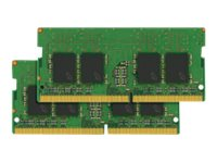 Crucial : 16GB kit (8GBX2) DDR4 2133 MT/S CL15 DRX8 UNBUFFRD SODIMM 260PIN