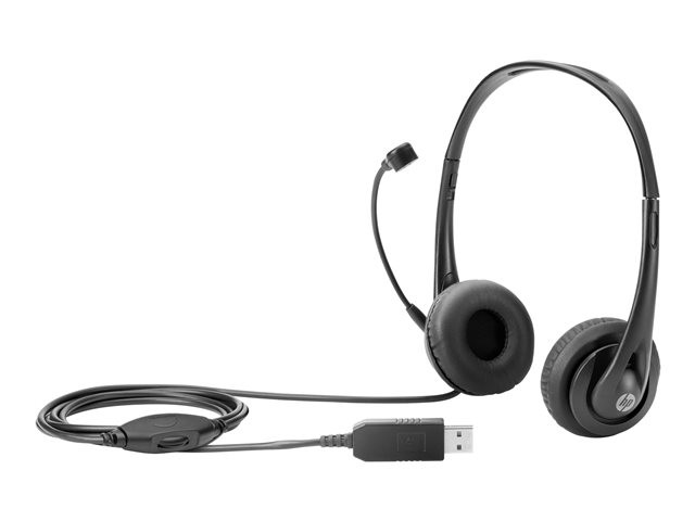 HP : STEREO USB HEADSET