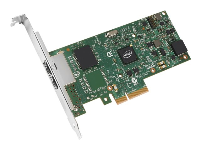 Intel : INTEL ETHERNET I350 T2 V2 SVR ADAPTER RJ45 PCI-E bulk