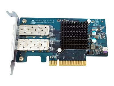 Qnap : DUALPORT 10GBE SFP+ NW EXPCARD .