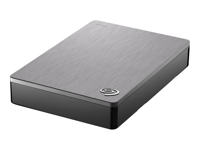 Seagate : BACKUP PLUS PORTABLE 4TB 2.5IN EXTERNAL HDD USB3.0 SILVER