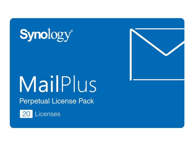Synology : MAILPLUS 20 LICENSES .