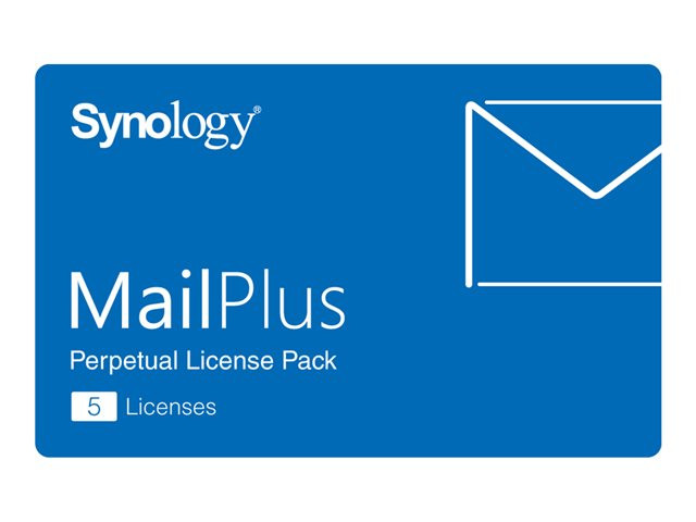 Synology : MAILPLUS 5 LICENSES .