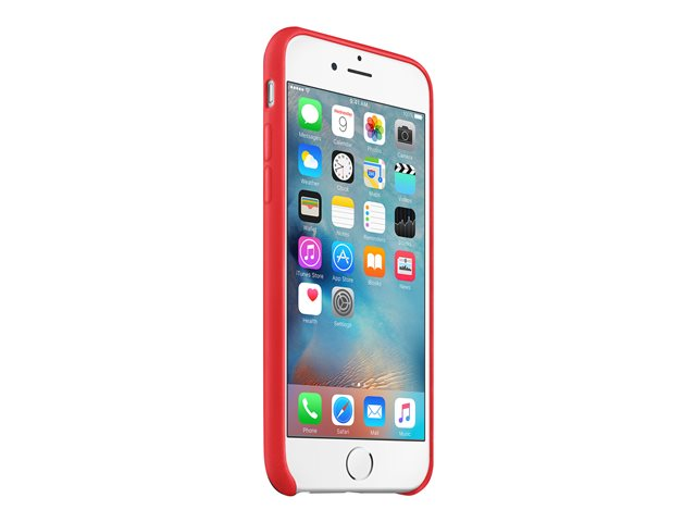 Apple : IPHONE 6S LEATHER CASE PRODUCT RED