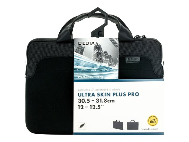 Dicota : ULTRA SKIN PLUS PRO 12-12.5 BLACK