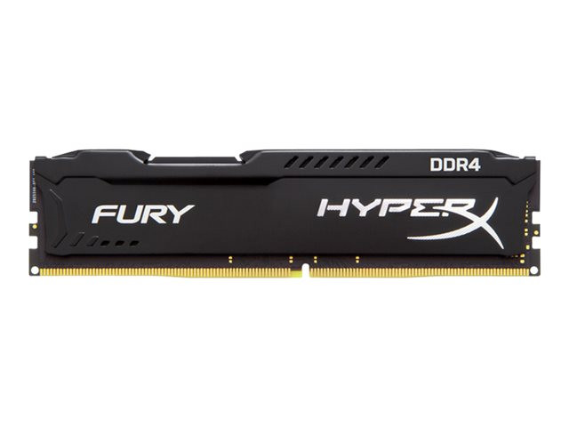 Kingston : 16GB DDR4-2133MHZ CL14 DIMM HYPERX FURY BLACK