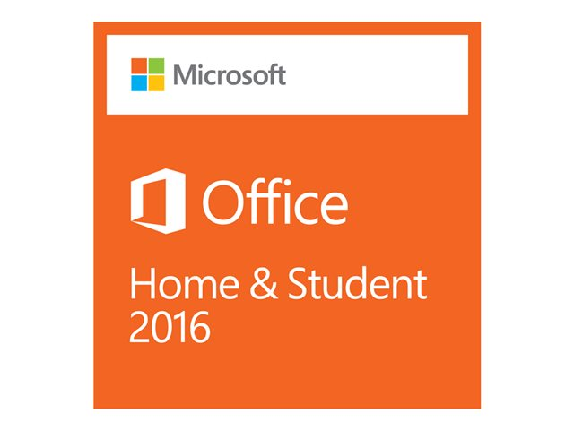 Microsoft : OFFICE HOME et STUDENT 2016 WIN fr