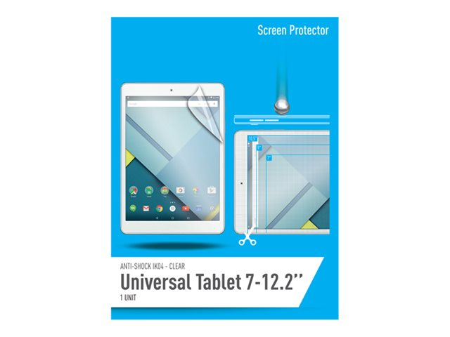 Mobilis : ANTI-SHOCK pour UNIVER 7-12.2IN UNIVERSAL MAX 12IN SCREEN PROTEC